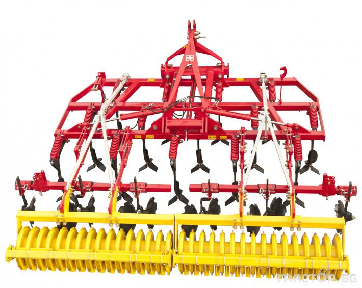 Култиватори Култиватор POETTINGER модел SYNKRO 3 - Трактор БГ