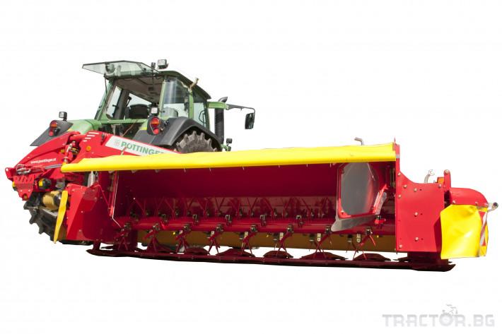 Косачки Навесни и челни дискови косачки POETTINGER модел NOVACAT 4 - Трактор БГ