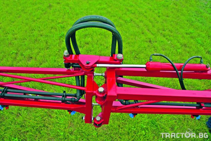 Пръскачки Прикачна пръскачка HARDI модел NAVIGATOR 2 - Трактор БГ