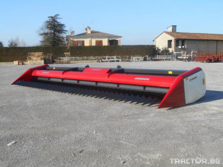 Хедери за жътва Безредови хедери за слънчоглед DOMINONI FREESUN 4 - Трактор БГ