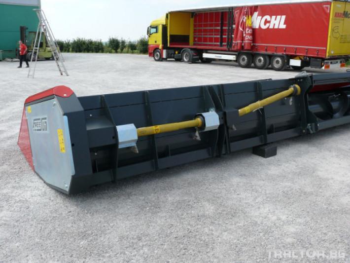 Хедери за жътва Безредови хедери за слънчоглед DOMINONI FREESUN 2 - Трактор БГ