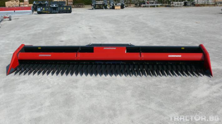 Хедери за жътва Безредови хедери за слънчоглед DOMINONI FREESUN 1 - Трактор БГ