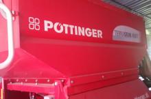 Сеялка Poettinger модел Terrasem 4000T