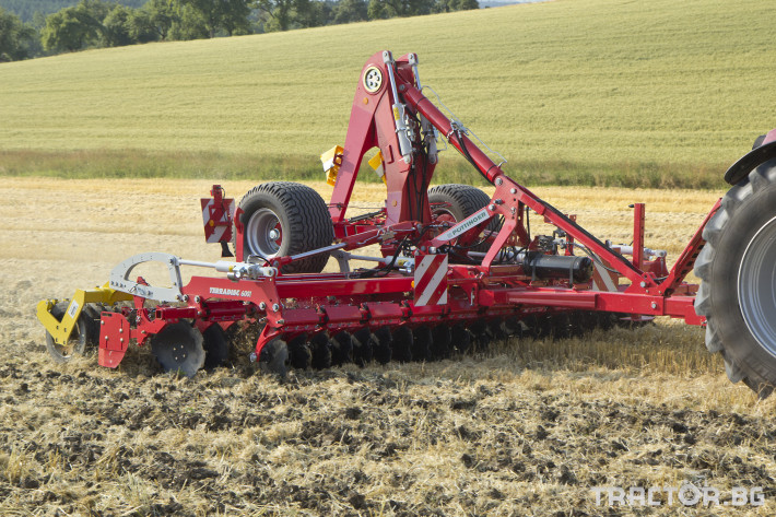 Дискова брана Pottinger Terradisc 6001 K/T