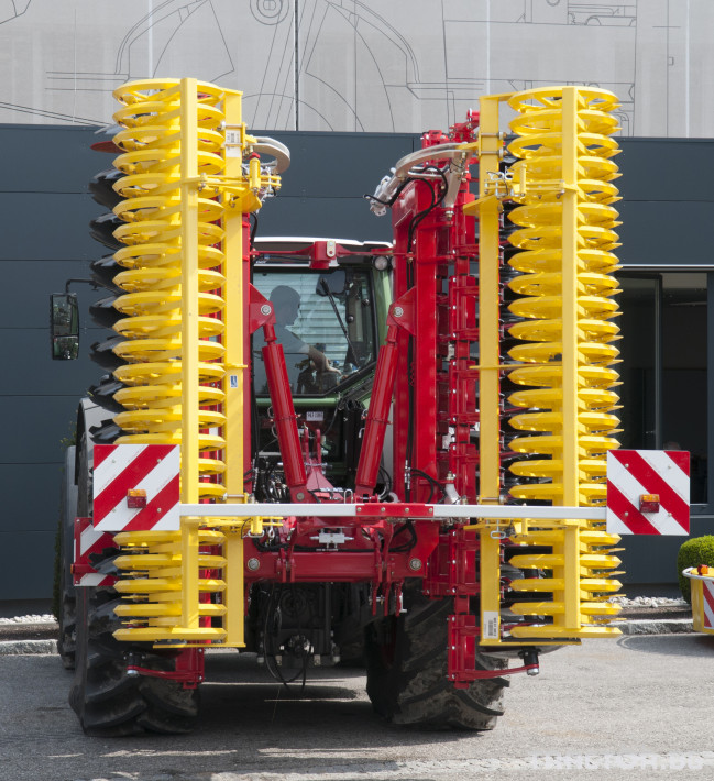 Брани Дискова брана Pottinger Terradisc 6001 K/T 2 - Трактор БГ