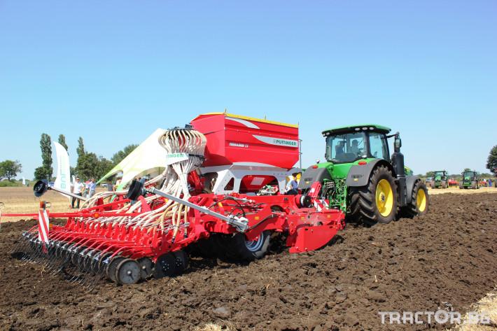 Сеялки Сеялка Pottinger Terrasem C6 1 - Трактор БГ