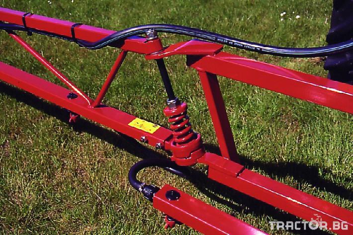 Пръскачки HARDI Навесна пръскачка Hardi модел NK 4
