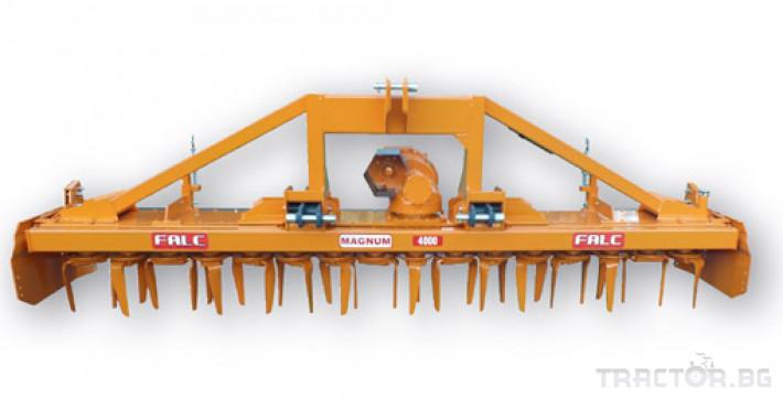Машини за лозя / овошки Роторна брана FALC модел MAGNUM 0