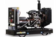 Дизелов генератор  за ток марка Green Power, модел GP 66S l-А