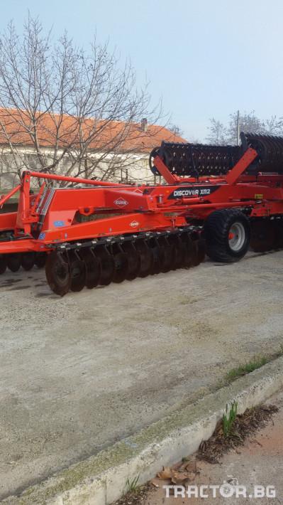 Брани KUHN Discover XM 2 0 - Трактор БГ