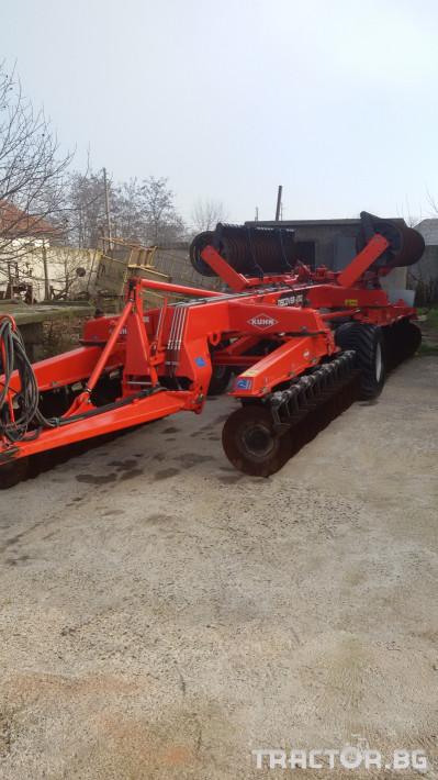 Брани KUHN Discover XM 2 1 - Трактор БГ