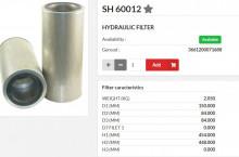 HIFI FILTER SH60012
